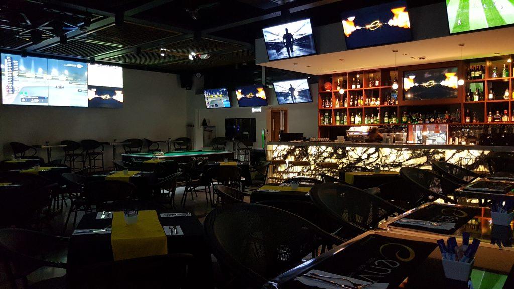 Envy Sports Bar