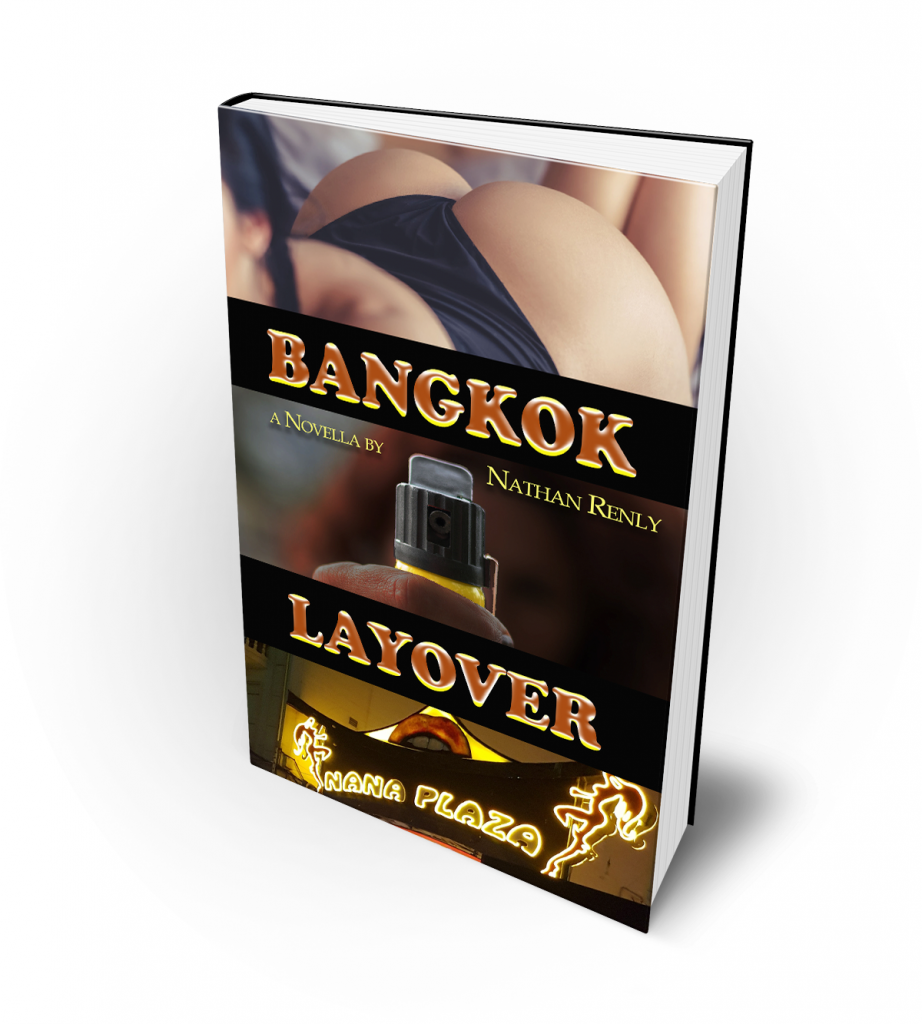 Nana Plaza Bangkok Layover book cover